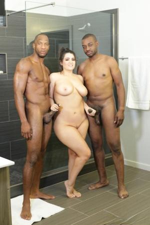 Blonde big tits interracial sex outdoor Free Dirty Interracial Sex Galleries At Nasty Porn Pics Com
